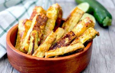 courgette frietjes
