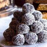 kokos bonbons maken