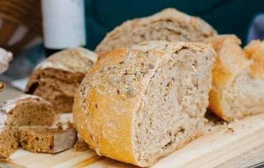 koolhydraatarm brood bakken