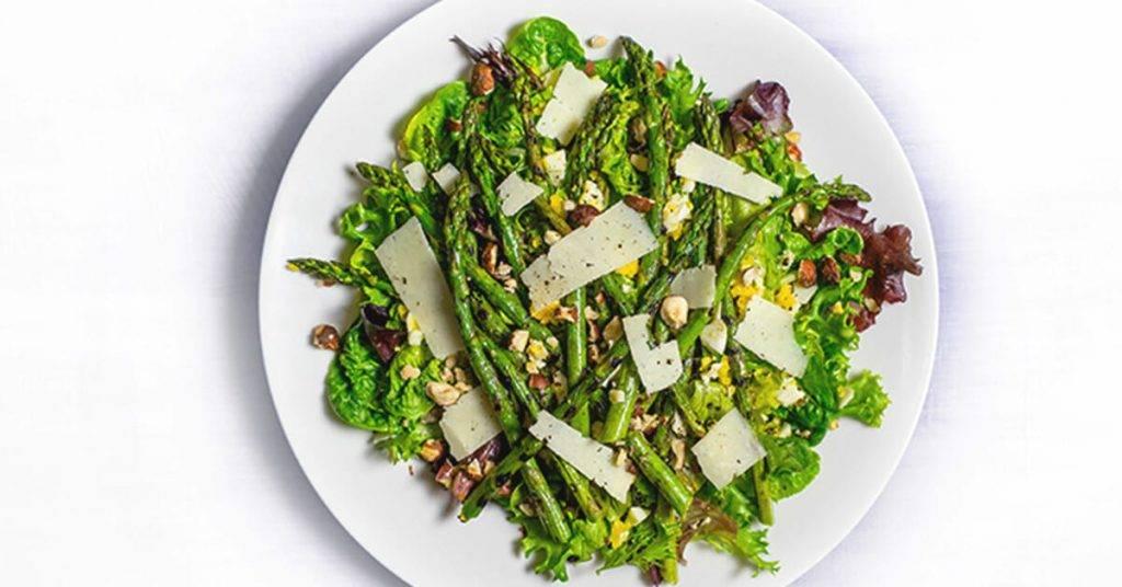 asperge salade