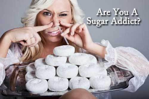 afvallen lukt niet suiker