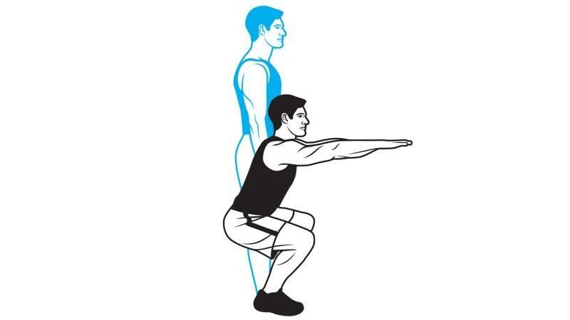met de body weight squad kan je veel energie verbranden