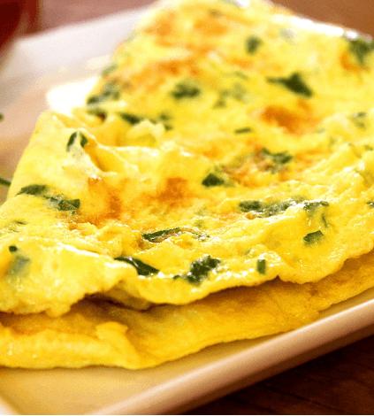 recepten met ei