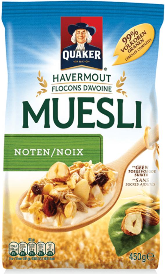muesli of granola, het lijkt hetzelfde maar dat is het niet.