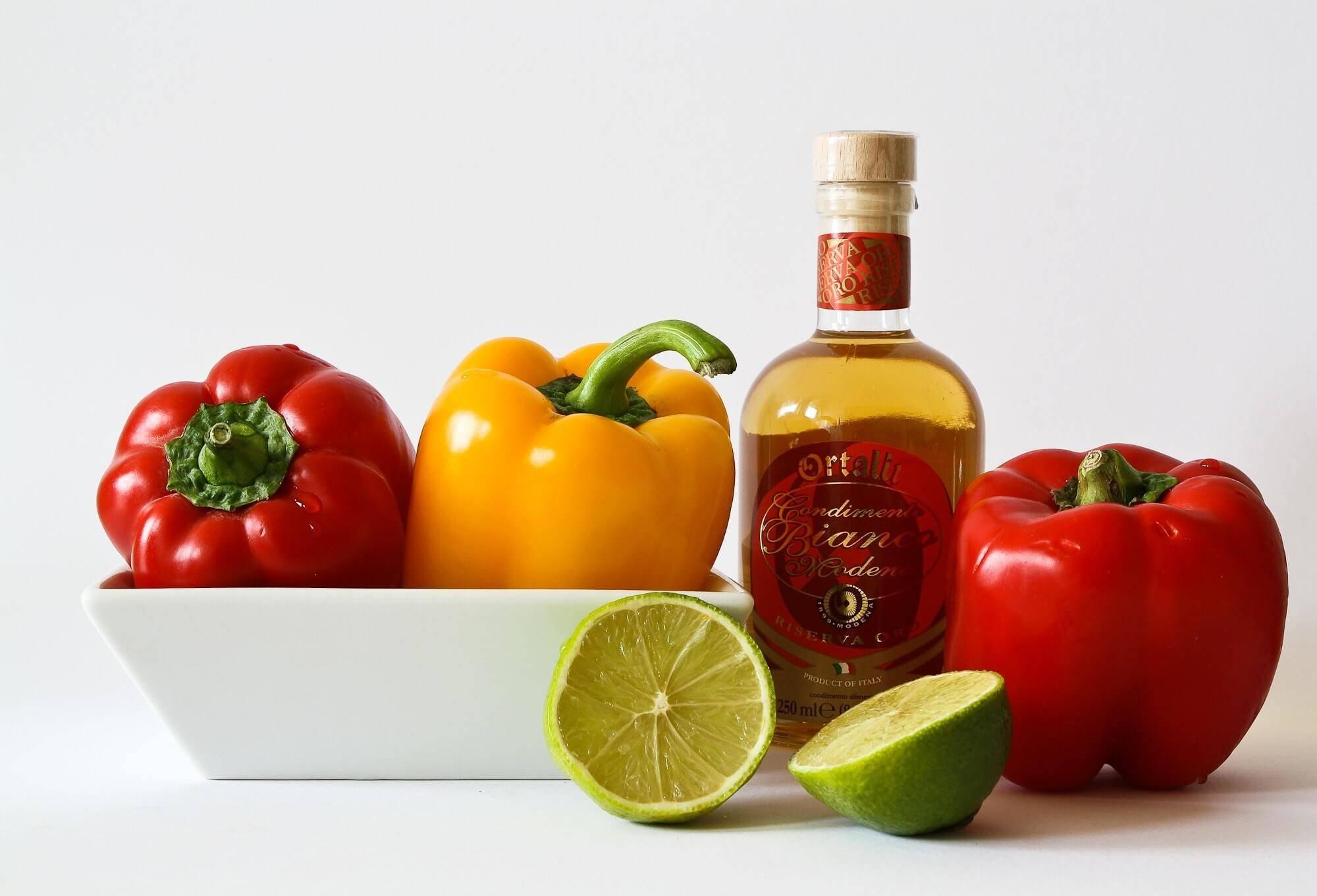 vitamine c in groenten en fruit