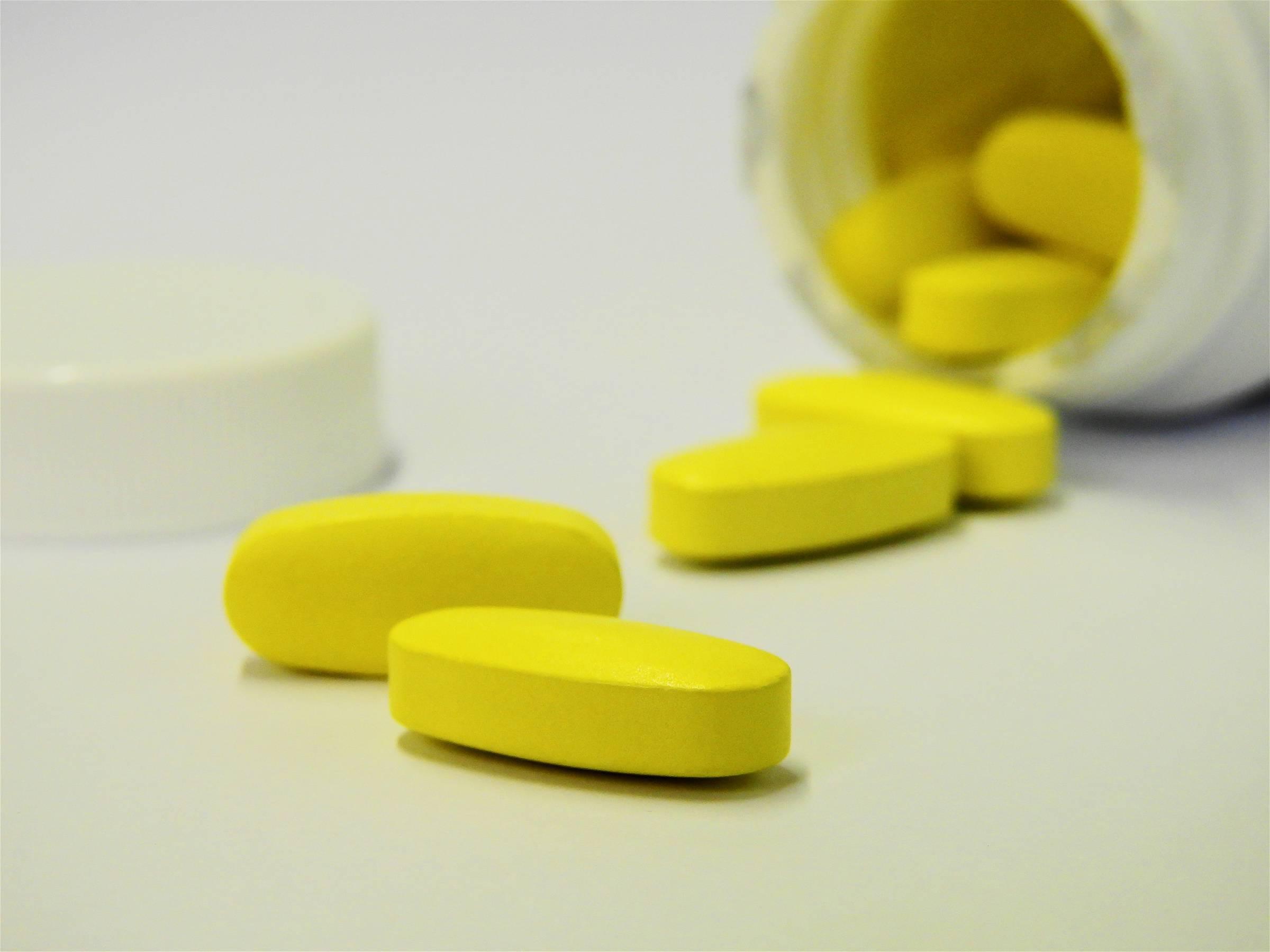 vitamine c supplement tabletten