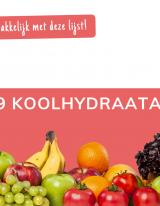99 koolhydraatarme producten voor op je boodschappenlijstje