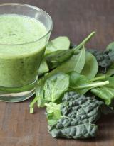 boerenkool smoothie met avocado recept
