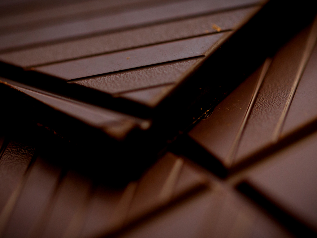 donkere chocolade is gezond snoepen