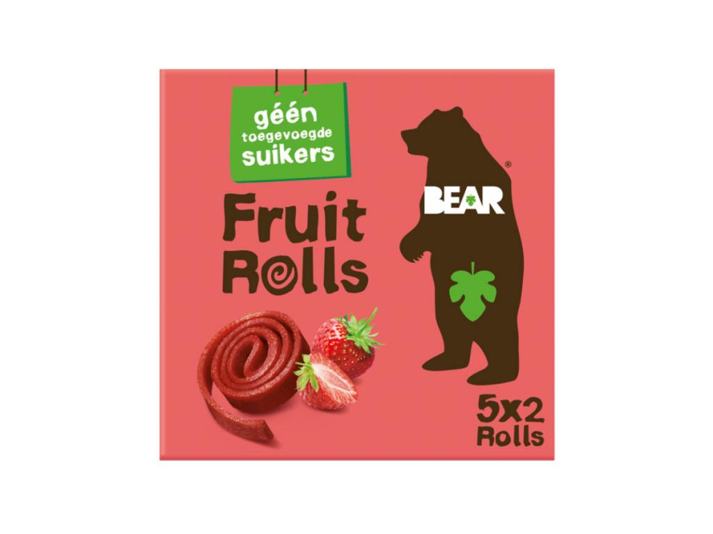 Fruit Rolls Gezond Snoepen