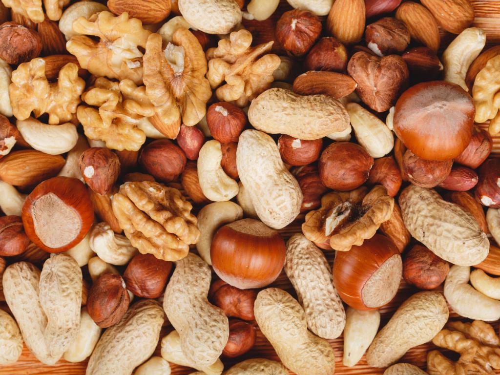 noten snoep