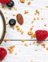 Gezond ontbijten is de basis van een goed dieet en stimuleert afvallen