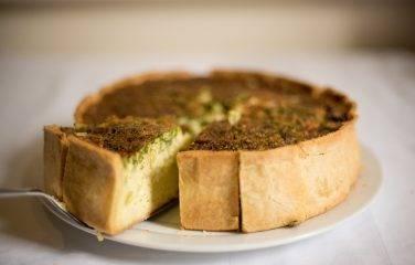 Glutenvrije taart met avocado recept