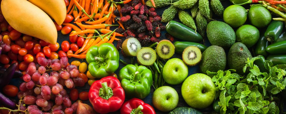 Voeding tijdens overgang