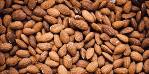 Hoeveel koolhydraten zitten in amandelen