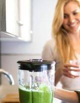 Detox kuur bestaat uit vooral smoothies sappen en soepen