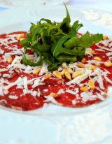 biefstuk carpaccio
