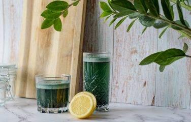 detox sap met citroen