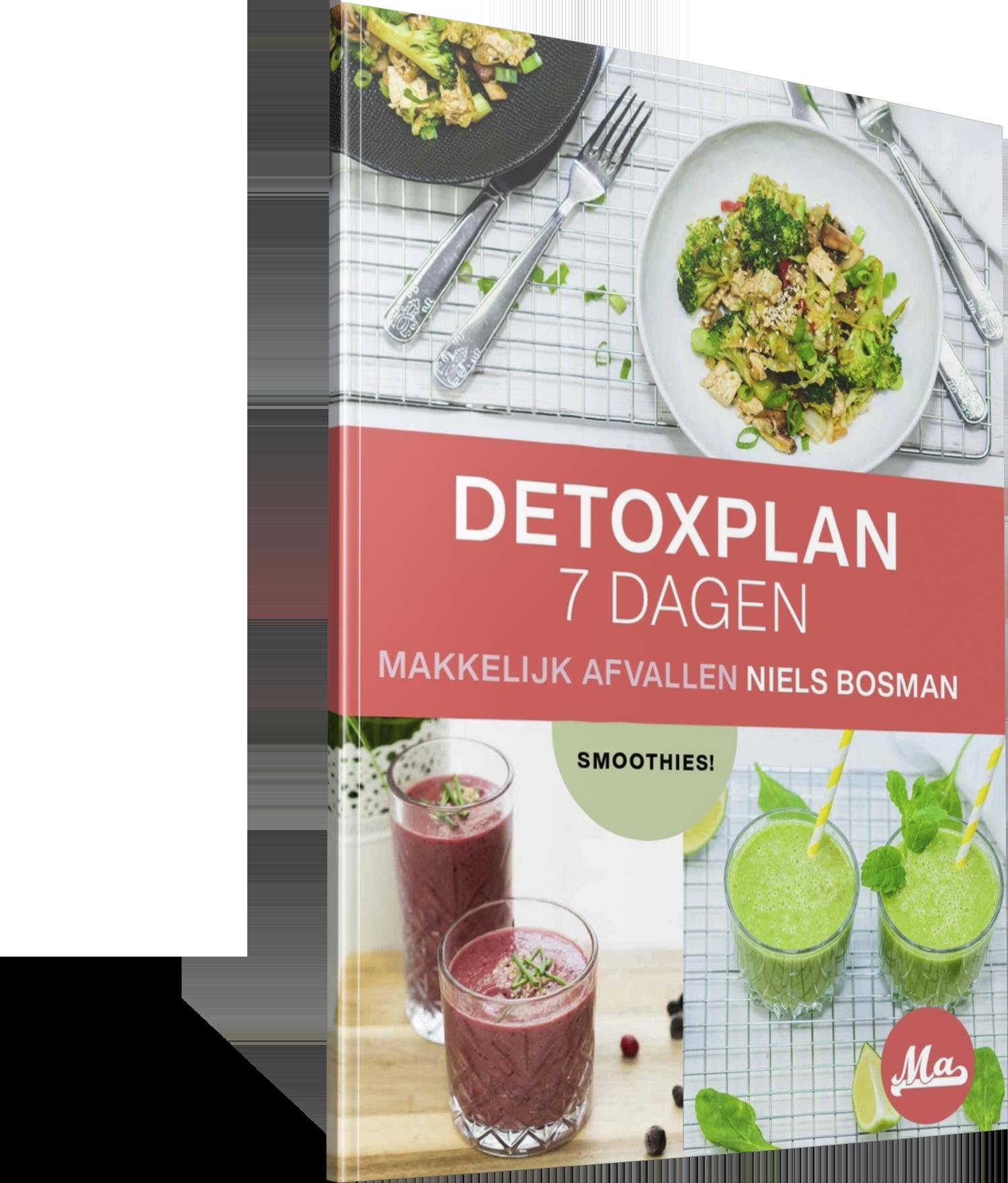 detox plan 7 dagen