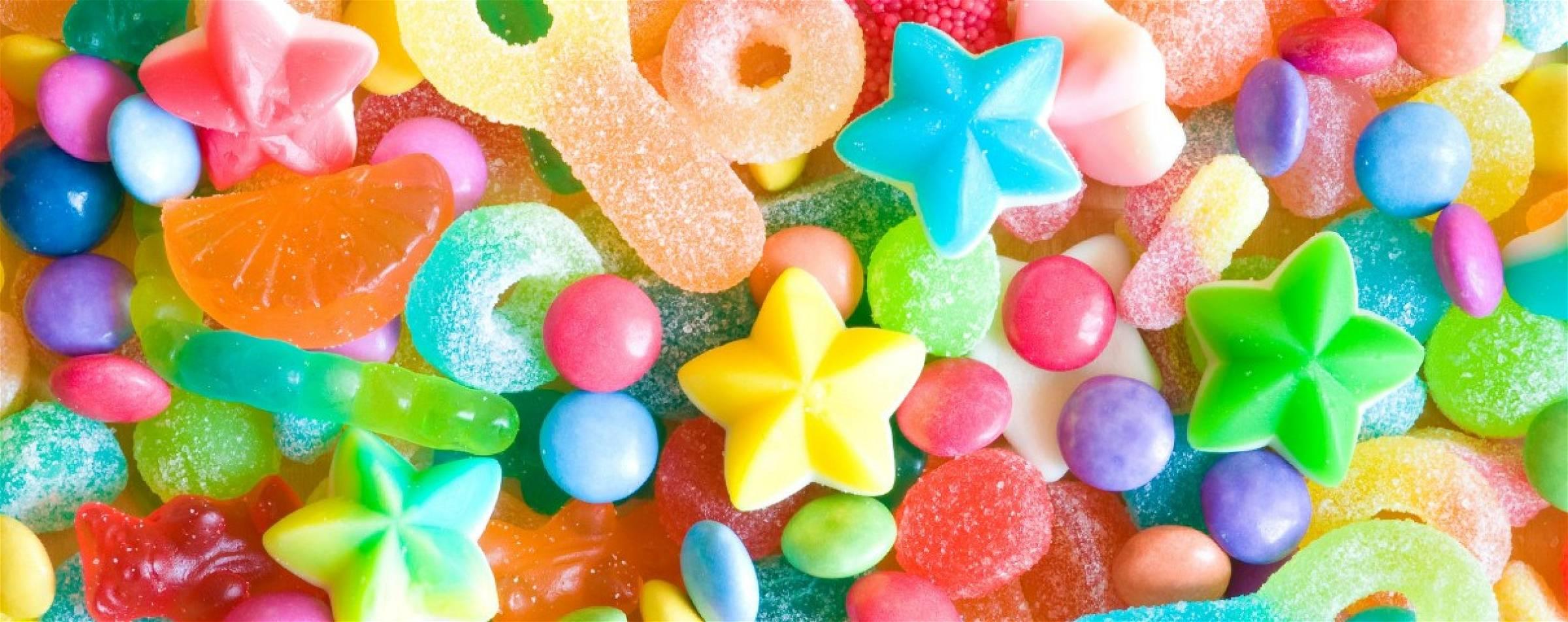 Gezond snoepen zoals snoepjes zonder suiker zijn een goed alternatief