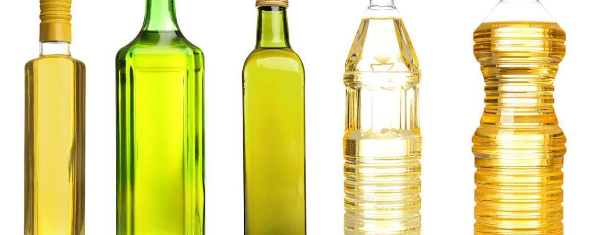 gezondste olie om te bakken