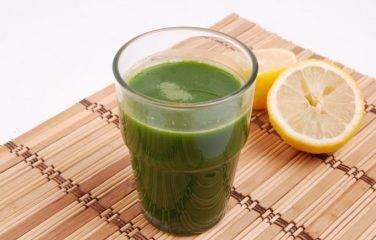 detox sap met chlorella en spirulina