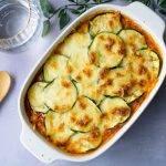 groentelasagne met courgette