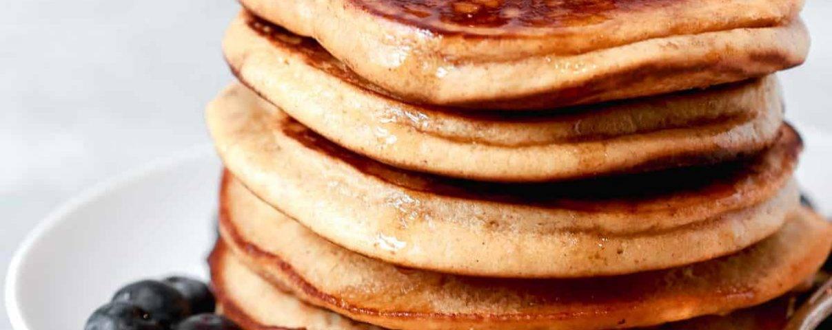 pannenkoeken in een koolhydraatarm dieet