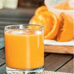 Drinkontbijt sinaasappel