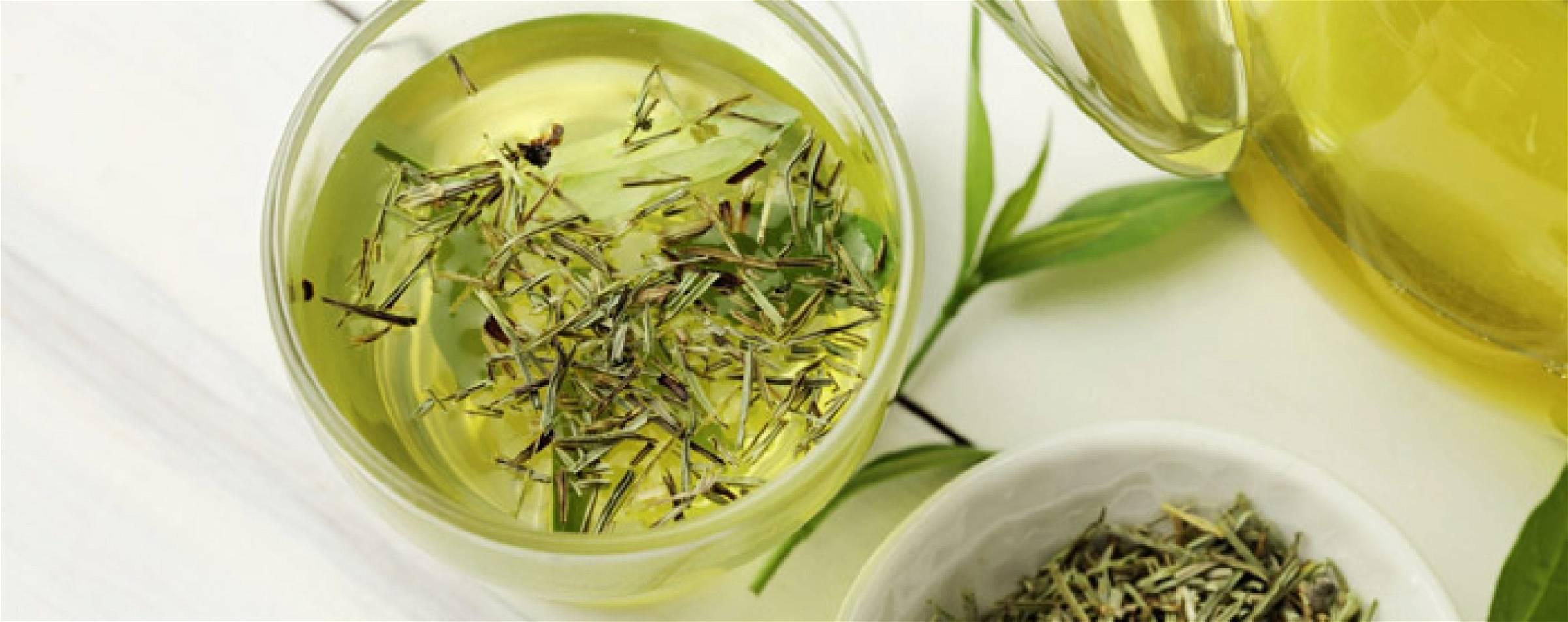 ontgiften met groene thee
