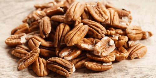 Hoeveel koolhydraten zitten er in pecan noten