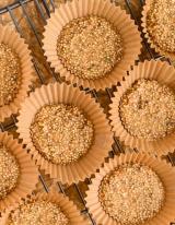 koekjes van quinoa, cashewboter en kokosolie zijn een heerlijke no bake snack