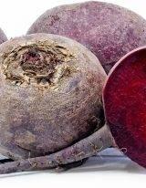 Rode bieten zitten vol gezonde voedingswaarde die helpen bij sporten en detoxen.
