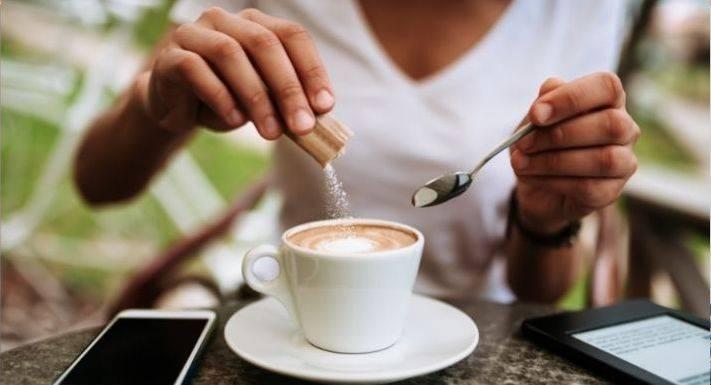 Suiker zit in ons dagelijks dieet