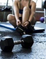 sporten en afvallen