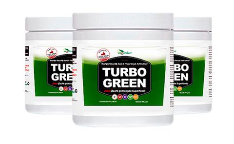 potjes turbo green vergelijken