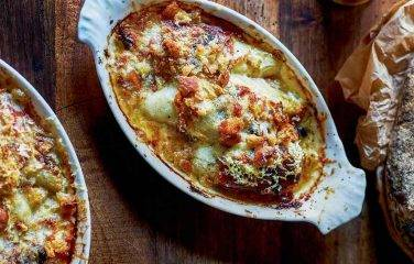 ovenschotel witlof ham kaas wordt heerlijk met ei